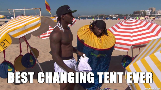 changingtent