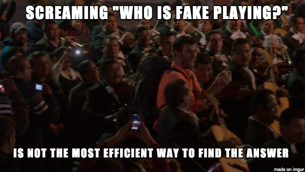 fakeplaying