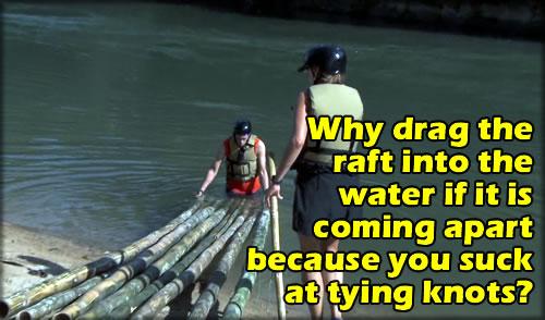 raftcomingapart