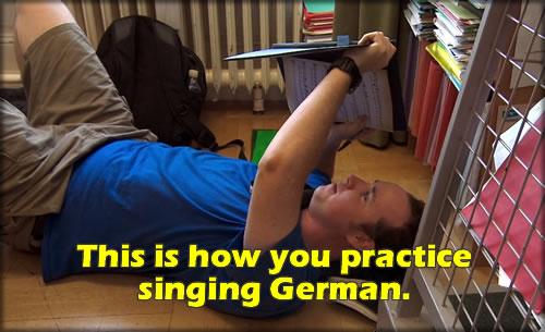 singinggerman