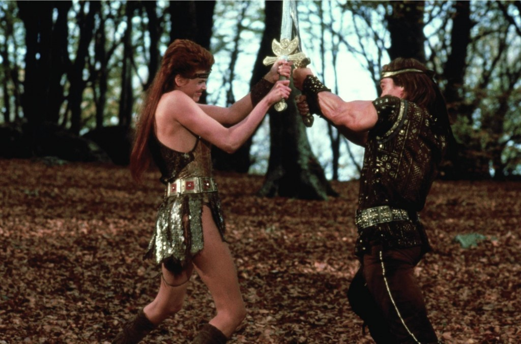 still-of-arnold-schwarzenegger-and-brigitte-nielsen-in-red-sonja-(1985)