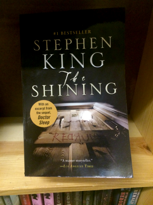 the shining book excerpt
